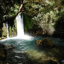 Cascade de Banyas