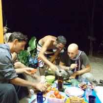 Soirées barbecues avec les collègues