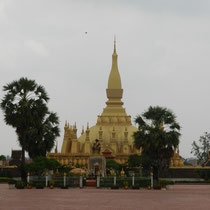 Temple Phra Thatluang