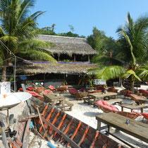 """bar """"le Coco"""", quartier general des plongeurs"""