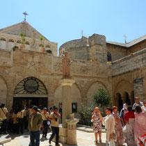 Cloitre de l'eglise Ste Catherine