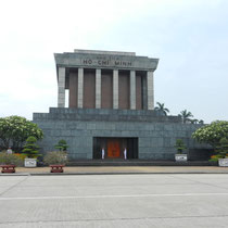 Mausolle d'Ho Chi Minh