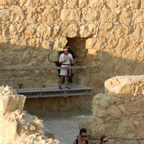 Entree du Hamam