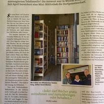 Artikel in der Schweizer Familie