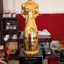ganz gemütlich im Schnweeweißchen & Rosenrot - hat den Gastro-Hangout-Award, für so viel Gemütlichkeit, gewonnen
