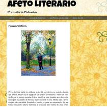 Afeto literairo, Portugalia