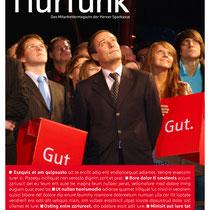 Mitarbeitermagazin // Herner Sparkasse