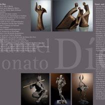 Folder zur Ausstellung // Donato Diez --Galerie Suttmeyer