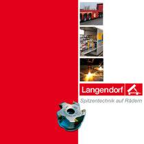 Imagebroschüre Fahrzeugbau Langendorf GmbH (JS)