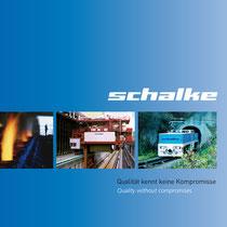 Imagebroschüre Schalker Eisenhütte