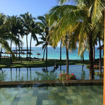 Spectacular resort hotels, eg. Constance Belle Mare Plage