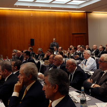 Hochkarätiges Publikum im Mandarin Oriental Geneva