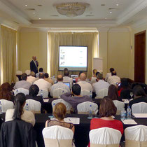 """""""Full House"""" beim Seminar auf Mauritius"""