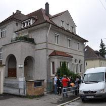 Abfahrt Erwin-Bäl-Straße