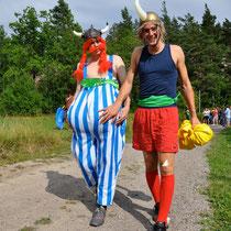 Spaßterix & Pöbelix Camptour