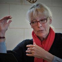 Martine BECUWE