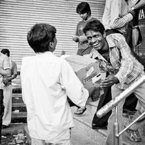 Tuborg arrives - Savitri Cinema Market