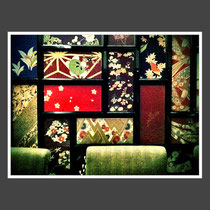 Japanese Silk Wallpaper
