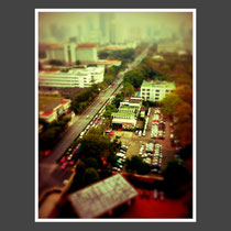 Tilt Shift Bangkok