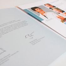 Portfolio Dorina Rundel - Grafikdesignerin: Siemens Ideenforum - Corporate Design