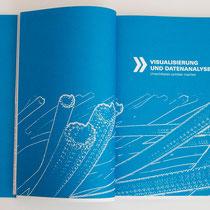 Portfolio Dorina Rundel - Grafikdesignerin: Zuse Institut Berlin - Jahresbericht 2