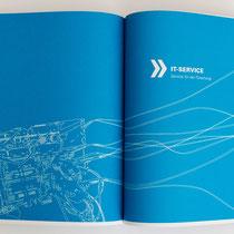 Portfolio Dorina Rundel - Grafikdesignerin: Zuse Institut Berlin - Jahresbericht 4