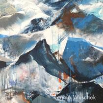 Regina Wuschek, 100x100x2
