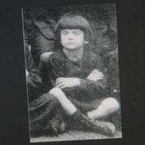 Louis de Funès à l'âge de 6 ou 7 ans