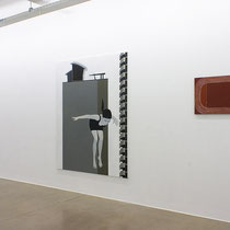 exhibition view of 'Uniform' solo exhibition at Galerist (dir. Murat Pilevneli), 2005