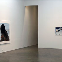 view of 'Passenger' solo exhibition at Roberts & Tilton Gallery, 2006