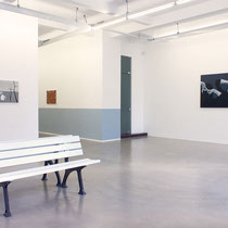 exhibition view of 'Uniform' at Galerist (dir. Murat Pilevneli), 2005