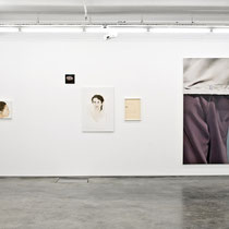 installation view of 'Coming Soon' (solo exhibition), 2011