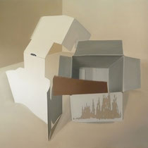 'Construction' 145x185cm oil on canvas, 2010