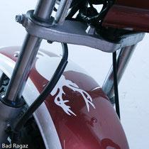 Skyteam T-Rex 125 mit Hirsch Lackierung