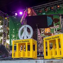 Love & Peace: Live in Burgdorf Wild auf Bock am 10.05.2019