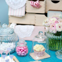 sweet table et décoration Gard