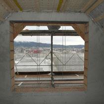 Fassadenmaurerwerk inkl. Grundputz