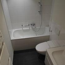 Renovation Badezimmer inkl. Plattenarbeiten