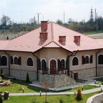 "CANTINA  IN MOLDOVA            ""CHATEAU VARTELY"""