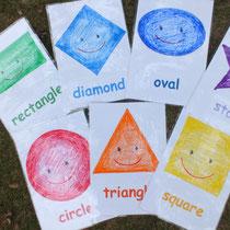 5,形と色カード