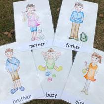 4,家族カード