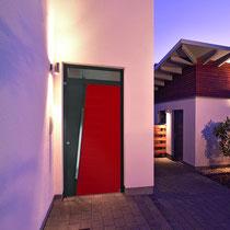 Rauchschutztüren, Feuerschutztüren, Schallschutztüren und Sicherheitstüren