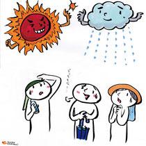 梅雨が明けたら