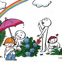 梅雨の楽しみ