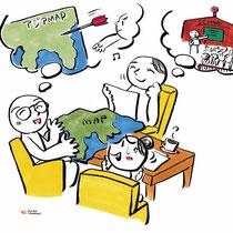 アジアに学校を作ろう!