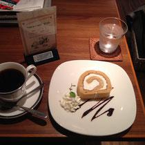 そして本当に美味しかった。ダテーラ農園のコーヒーです。