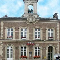 L'hôtel de ville de Picquigny