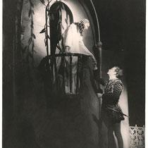 Julia (Marguerite Klentze), Romeo (Wolfgang Stendar)