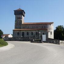 Eglise fortifiée de Dugny-sur-Meuse
