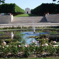Le cimetière Américain de Romagne sous Montfaucon